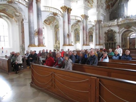 2017_09_13 Zwiefalten, Klosterkirche