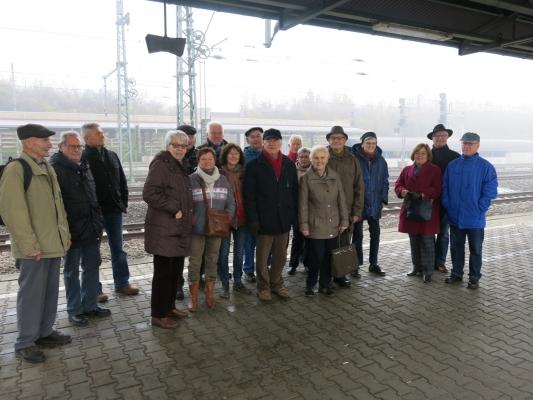2017_11_15 von Vaihingen/Enz nach Stuttgart, Baustellenführung