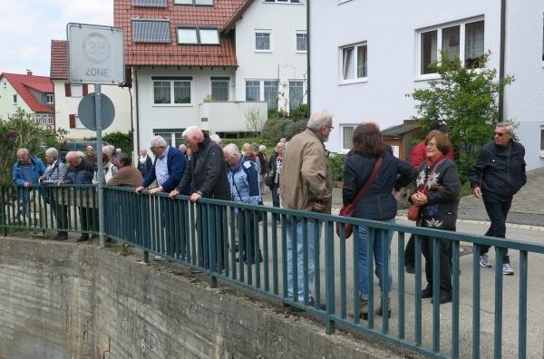 2019_05_07 Neidlingen, Besuch der Kugelmühle